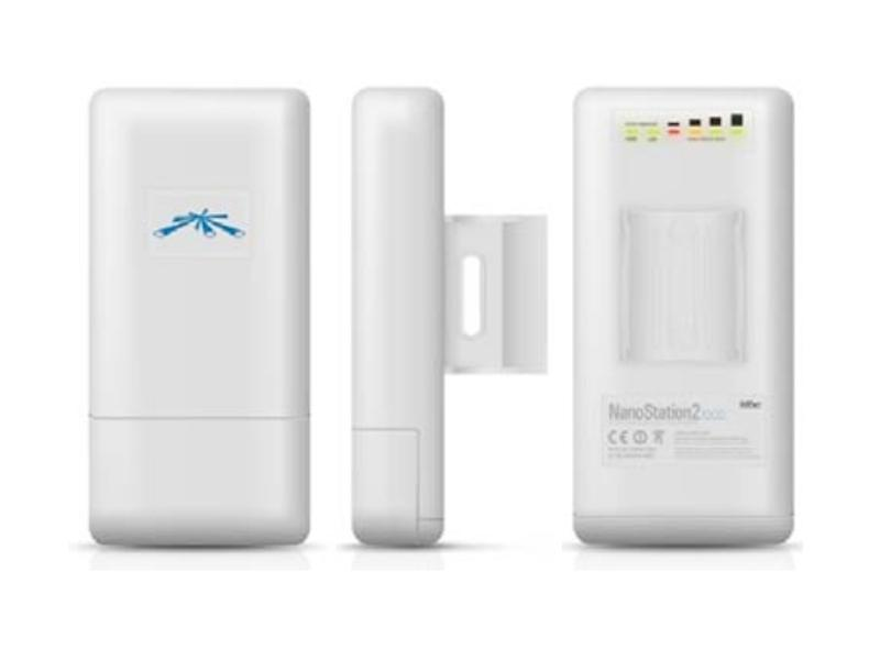 Ubiquiti NanoStation5 Loco, outdoor klient 5 GHz