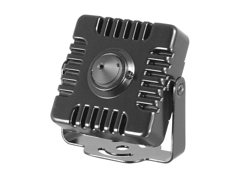 TME-21, vnitřní desková mini HD TVI kamera 2 Mpx, pinhole objektiv f3.7mm, D-WDR, MAZi