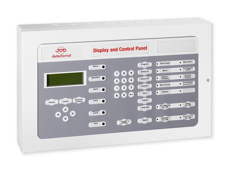 ABF MASTER, paralelní ovládací panel
