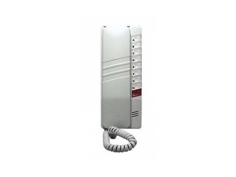 4FP 110 83.201, Domácí telefon 2-BUS (bílý)