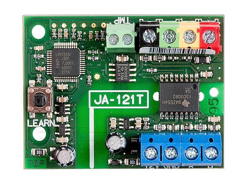 JA-121T, sběrnicové rozhraní RS-485