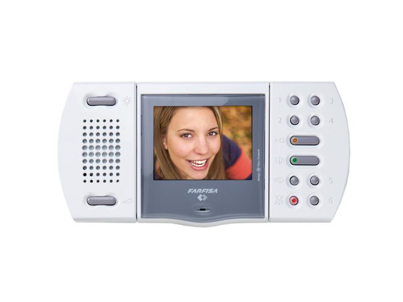 EH9262CW, handsfree videotelefon, bílý, Echos, DUO systém