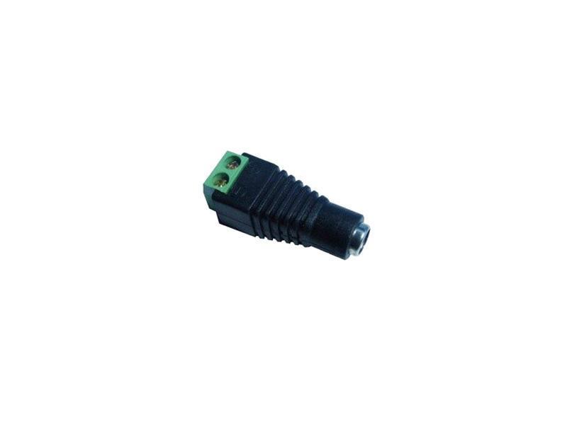 DC KONEKTOR II, konektor pro připojení napájení ke kameře - samice