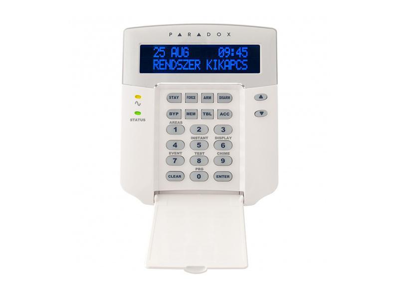 K641+, LCD klávesnice pro EVO Digiplex Paradox