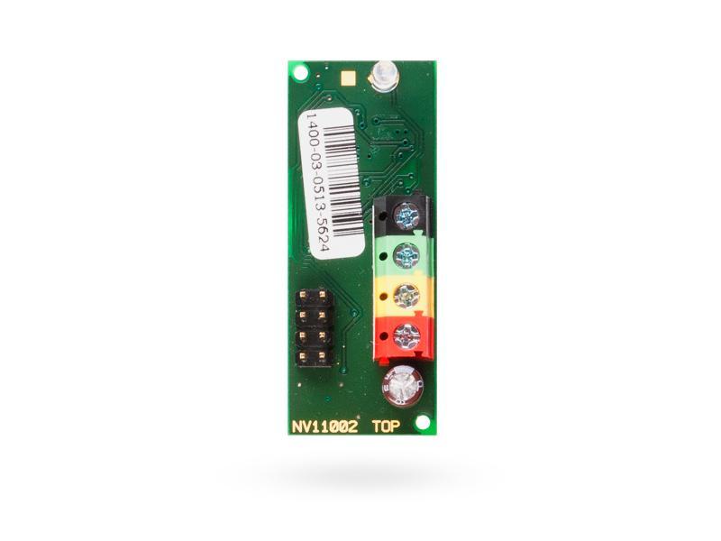 JA-110G-CO, sběrnicový modul pro připojení CO detektoru