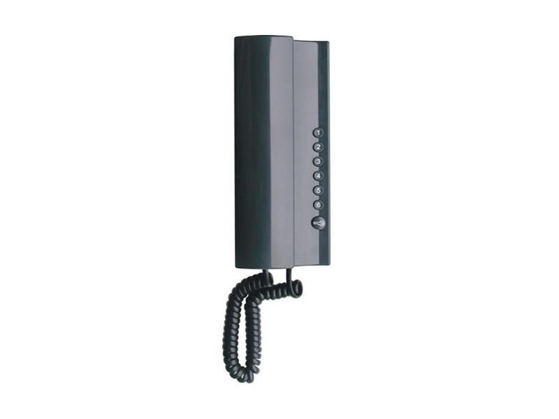 4FP 211 03.212, Telefon domácí 2-BUS ELEGANT (antracit)