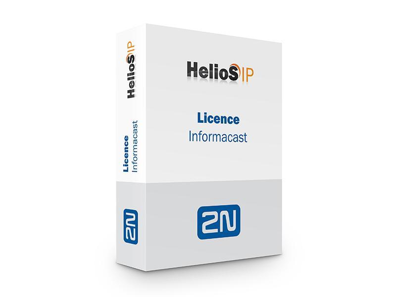 9137910, 2N Helios IP - Licence Informacast