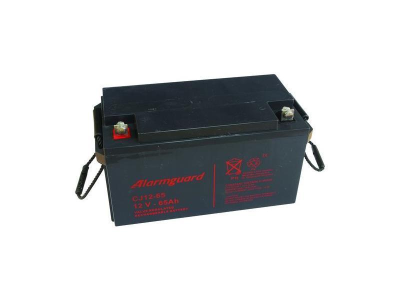 Akumulátor 12V/ 65Ah, rozměr: DxŠxV = 350x167x175 mm