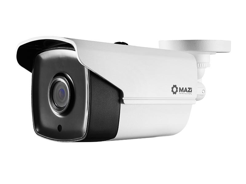 TWH-31XR, venkovní kompaktní HD TVI kamera 3 Mpx, objektiv f6mm, EXIR IR 80m, WDR, MAZi