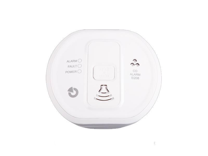EI208W, autonomní detektor plynu CO