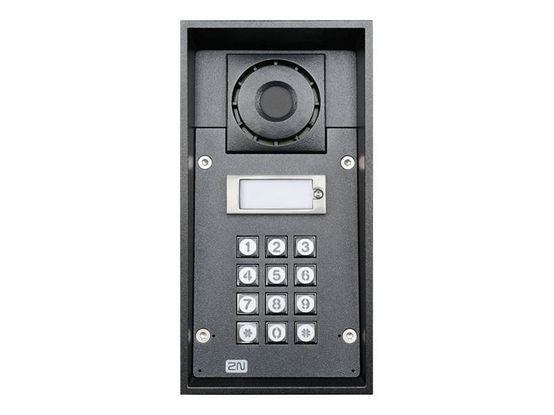 9151201K, 2N Helios Force, 1 tlačítko, klávesnice