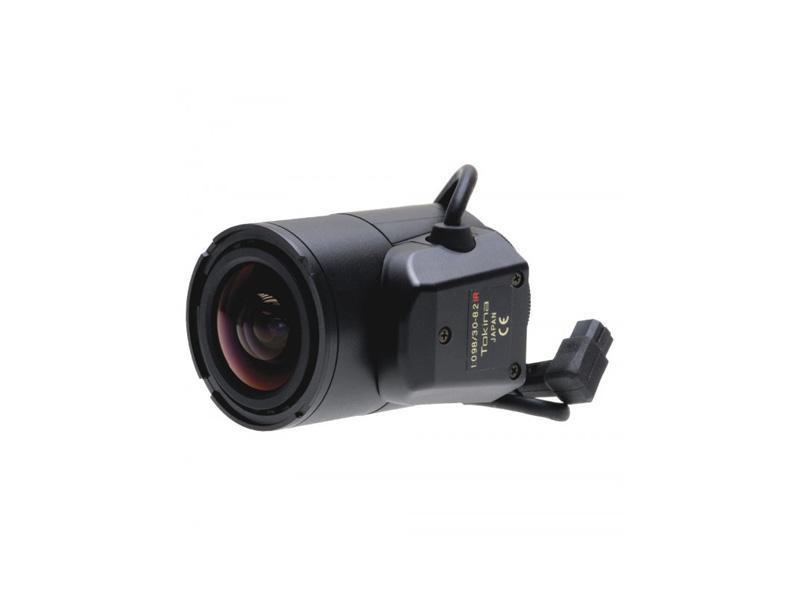 "TVR-0398 DCIR, 1/3"", ohnisko 3 - 8.2mm, automatická clona (DC drive), F 0.98"