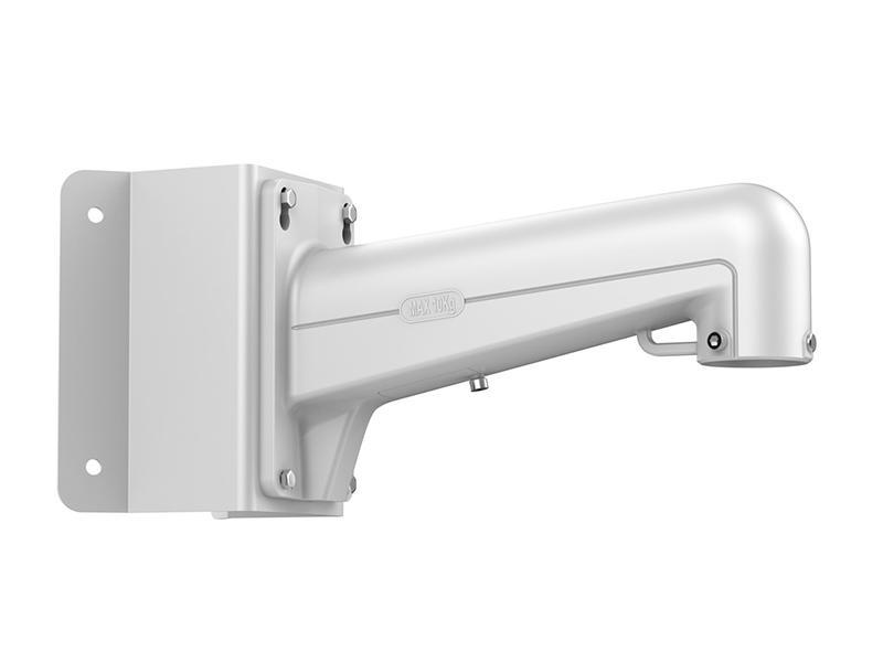 DS-1602ZJ-corner, stěnový držák s adaptérem na roh pro PTZ dome kamery, Hikvision