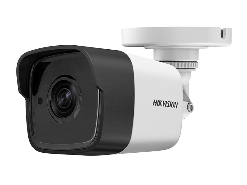 DS-2CE16F1T-IT, venkovní kompaktní HD TVI kamera 3 Mpx, f2.8mm, EXIR IR 20m, Hikvision