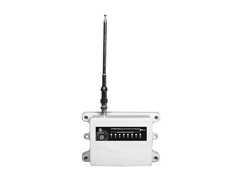 SA-BP-3, rádiový adaptér učený pro infračervené bariéry, System Alarm