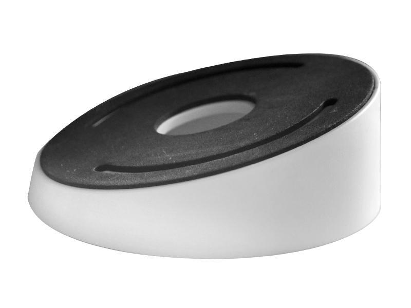 DS-1259ZJ, nakloněná montážní patice pro dome kamery DS-2CD21xx, úhel 15°, průměr 111 mm, Hikvision