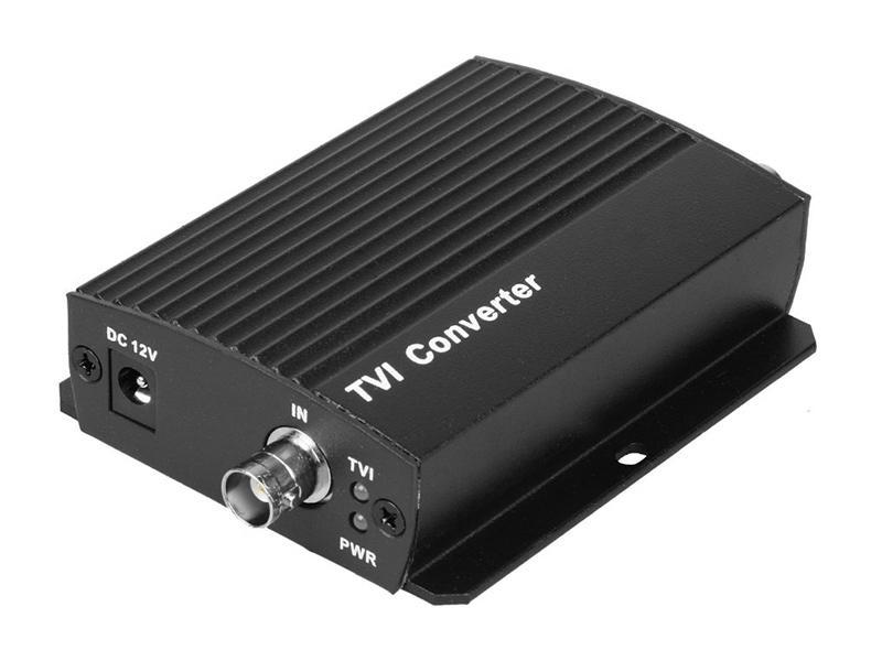 DS-1H31, rozbočovač HD TVI signálu, 1 vstup BNC, 3 výstupy BNC, PTZ ovládání kamery, Hikvision