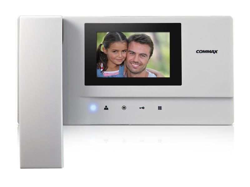 "CDV-35A, Commax barevný videotelefon s 3.5"" displejem"