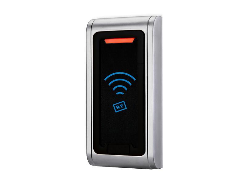 9159031, 2N Helios IP - Externí čtečka 13.56MHz Mifare RFID karet, Wiegand