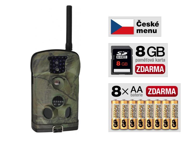 Fotopast Acorn 6210MG, s HD videem a GSM