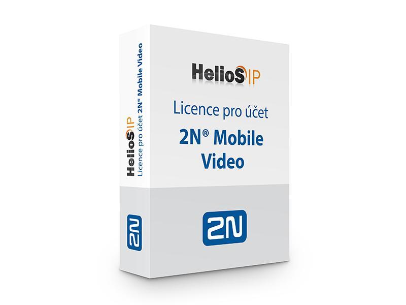9137941, 2N Helios IP - Licence pro účet 2N Mobile Video