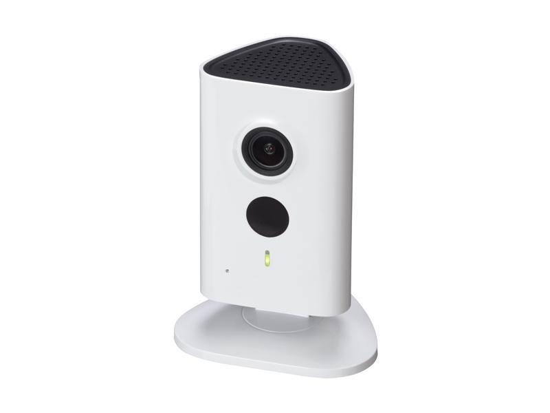 IPC-C35, cube IP kamera, 3 Mpix, 2,3mm, IR 10m, WiFi, MIC, Dahua