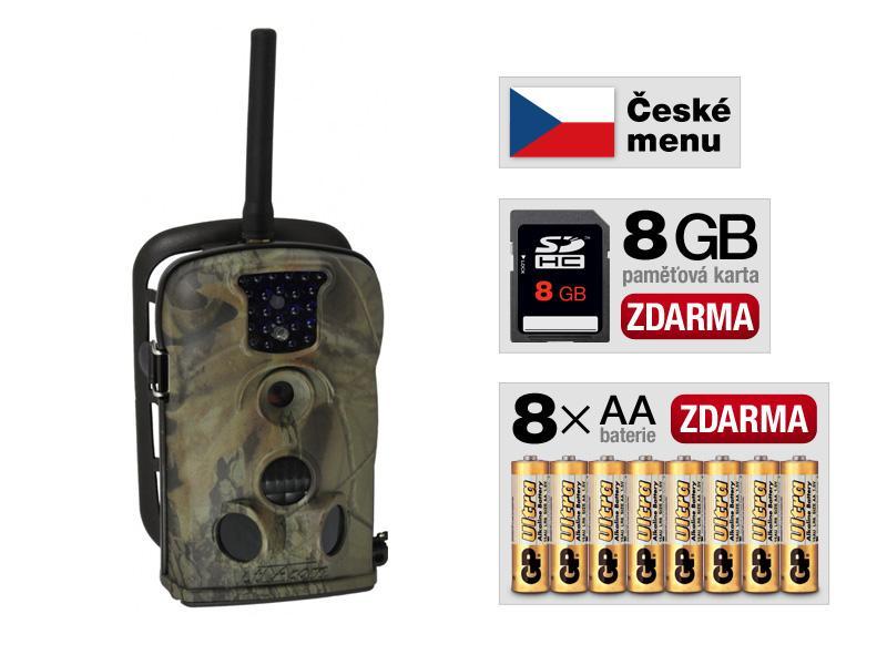 Fotopast Acorn 5210MG, modulární GSM systém