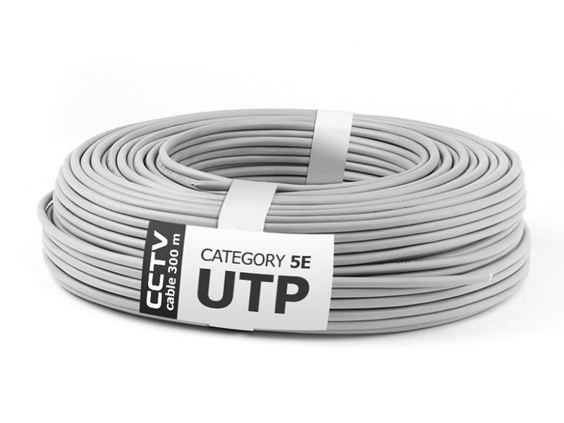 UTP kabel, standardní UTP kabel, balení 305m