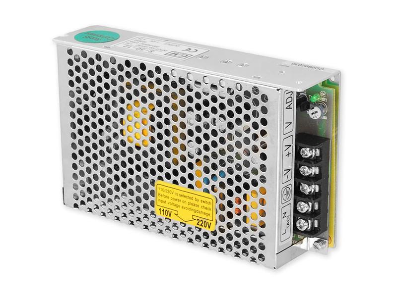 PS-ZS-100/12, samostatný spínaný zdroj 12V/8.5A